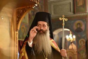 """Φθιώτιδος Συμεών στον «Εθνικό Κήρυκα»: """"Δεν ανήκουμε στον εαυτό μας, αλλά στην Εκκλησία"""""""
