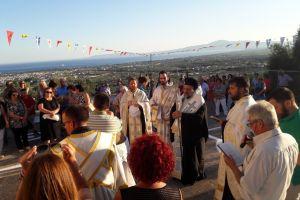 Η εορτή του Προφήτου Ηλιού στη Μεσσηνία.