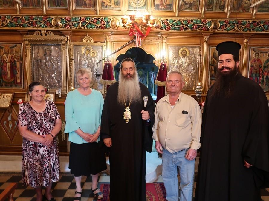 Φθιώτιδος Συμεών: «Ο Άγιος Νικόδημος ο Αγιορείτης ηγέτης πνευματικός σε εποχές κρίσης και δοκιμασίας».