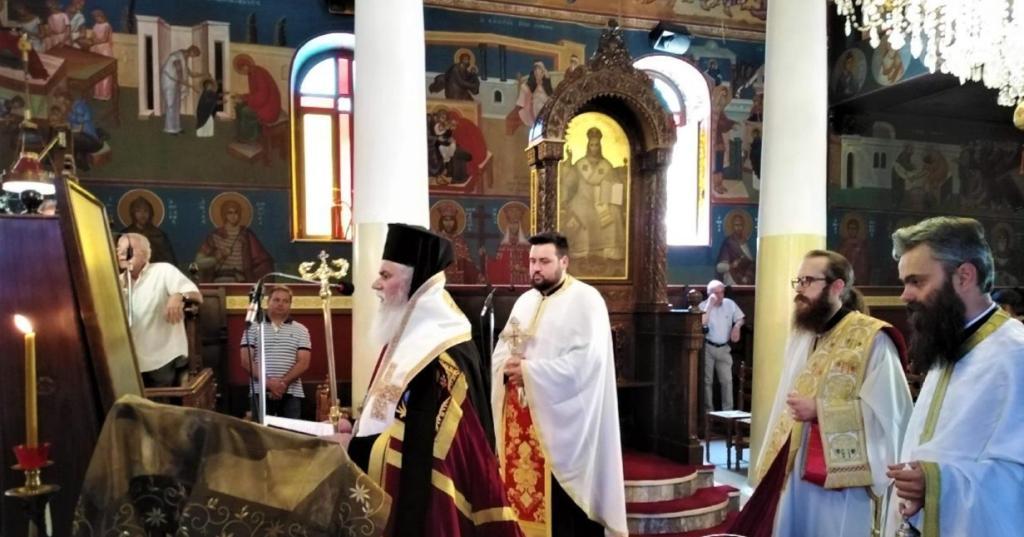 You are currently viewing Η Ακολουθία των Χαιρετισμών προς την Υπεραγία Θεοτόκο στους Καθεδρικούς Ναούς Καλαβρύτων και Αιγίου