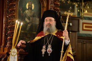 Πατρῶν Χρυσόστομος : «Μαύρη ἡμέρα γιὰ τήν παγκόσμια πολιτιστικὴ κληρονομιά».