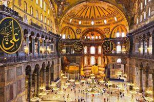 """Ιερά Σύνοδος για Αγία Σοφία: """"Ζητούμε την αποκατάσταση του Μνημείου και την ορθή χρήση του"""""""