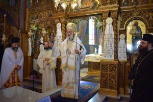 Πανηγύρισε το παρεκκλήσιο του Ορφανοτροφείου Βουλιαγμένης της Ι. Αρχιεπισκοπής Αθηνών