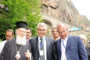 Μάξιμος Χαρακόπουλος: Εμπειρογνώμονες για Παναγία Σουμελά