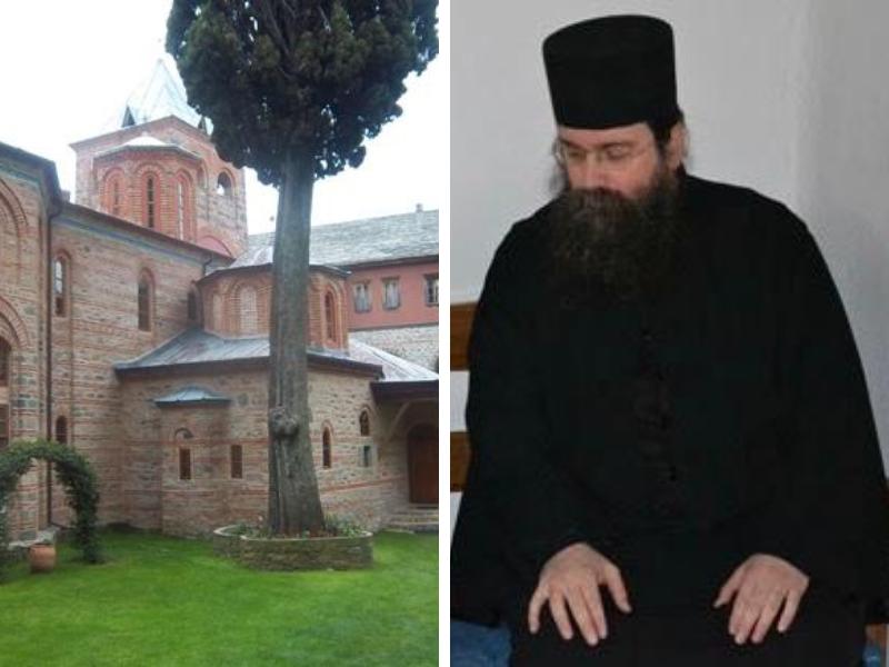 ΕΚΤΑΚΤΗ ΕΙΔΗΣΗ: συνελήφθη ο Ηγούμενος της Μονής  Φιλοθέου  Νικόδημος με …όπλο, στο αεροδρόμιο Ηρακλείου