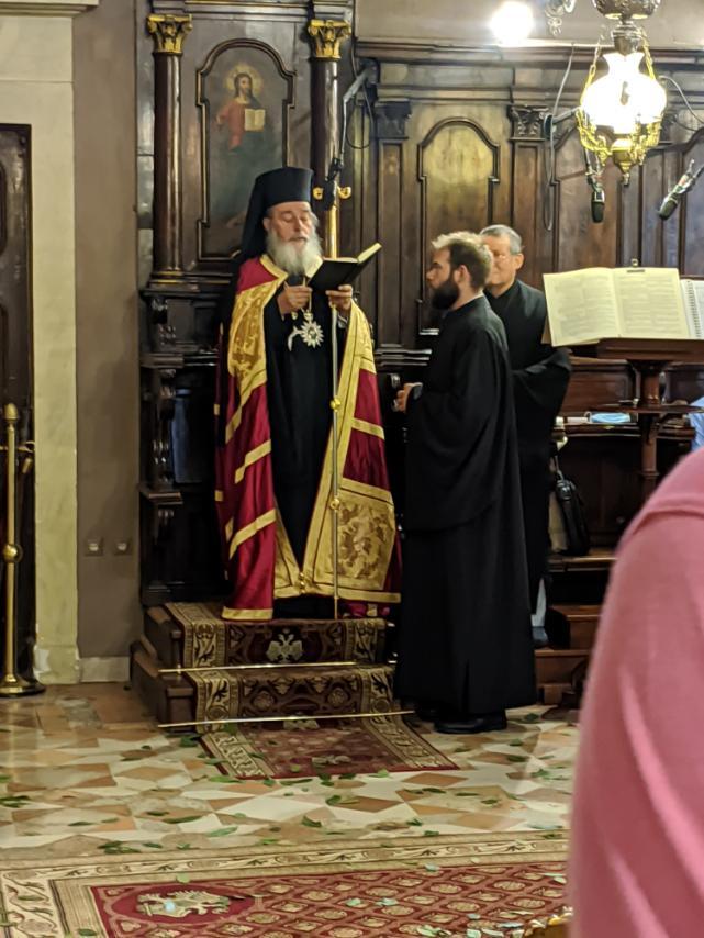 Με κατάνυξη και χαρμολύπη  η λιτάνευση του Ιερού Σκηνώματος του Αγίου Σπυρίδωνος στην Κέρκυρα