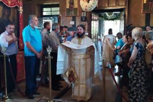 Πατρῶν Χρυσόστομος: «…Ἡ Ὀρθόδοξη Ἑλλάς πρός τήν Παναγία καί βοᾶ καί κηρύττει καί φθέγγεται…»