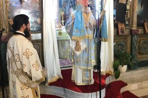 Χαλκίδος Χρυσόστομος: Η Εκκλησία και η Θεία Ευχαριστία είναι χώρος εστίασης των πιστών