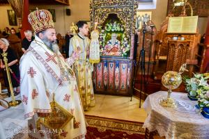 Τη μνήμη του Αγίου Ακακίου Επισκόπου Λητής και Ρεντίνης εόρτασε η Ι. Μητρόπολη Λαγκαδά