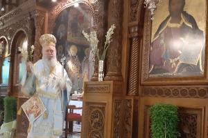 Η Χαλκίδα τίμησε την μνήμη του Αγίου Τιμοθέου Επισκόπου Ευρίππου