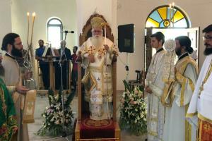 Δημητριάδος Ιγνάτιος: «Χρειαζόμαστε αυθεντικούς Προδρόμους» – Η μνήμη του Τιμίου Προδρόμου τιμήθηκε στην Εκκλησία της Δημητριάδος
