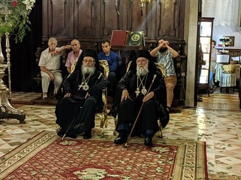 Ξεκίνησαν οι λατρευτικές εκδηλώσεις για το θαύμα του Αγίου Σπυρίδωνα στην Κέρκυρα