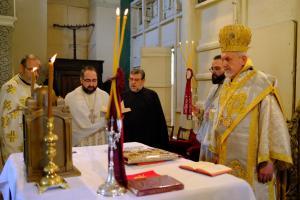 ΓαλλίαςΕμμανουήλ: «Η Εκκλησία δεν περιορίζεται σε ανθρώπινες κατασκευές»