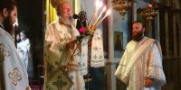 Η εορτή της προόδου του Τιμίου Σταυρού στην Ι.Μητρόπολη Χαλκίδος