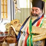 Ο Μέγας Εσπερινός επί τη Κοιμήσει της Παναγίας και η περιφορά του Επιταφίου στην Ι. Μητρόπολη Λαγκαδά