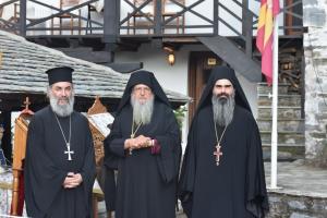 Ολοκληρώθηκε ο κύκλος των Αυγουστιάτικων Παρακλήσεων στην Ι. Μητρόπολη Δημητριάδος   🏑Νέα Μοναχή στην Ιερά Μονή Παναγίας Λαμπηδώνος