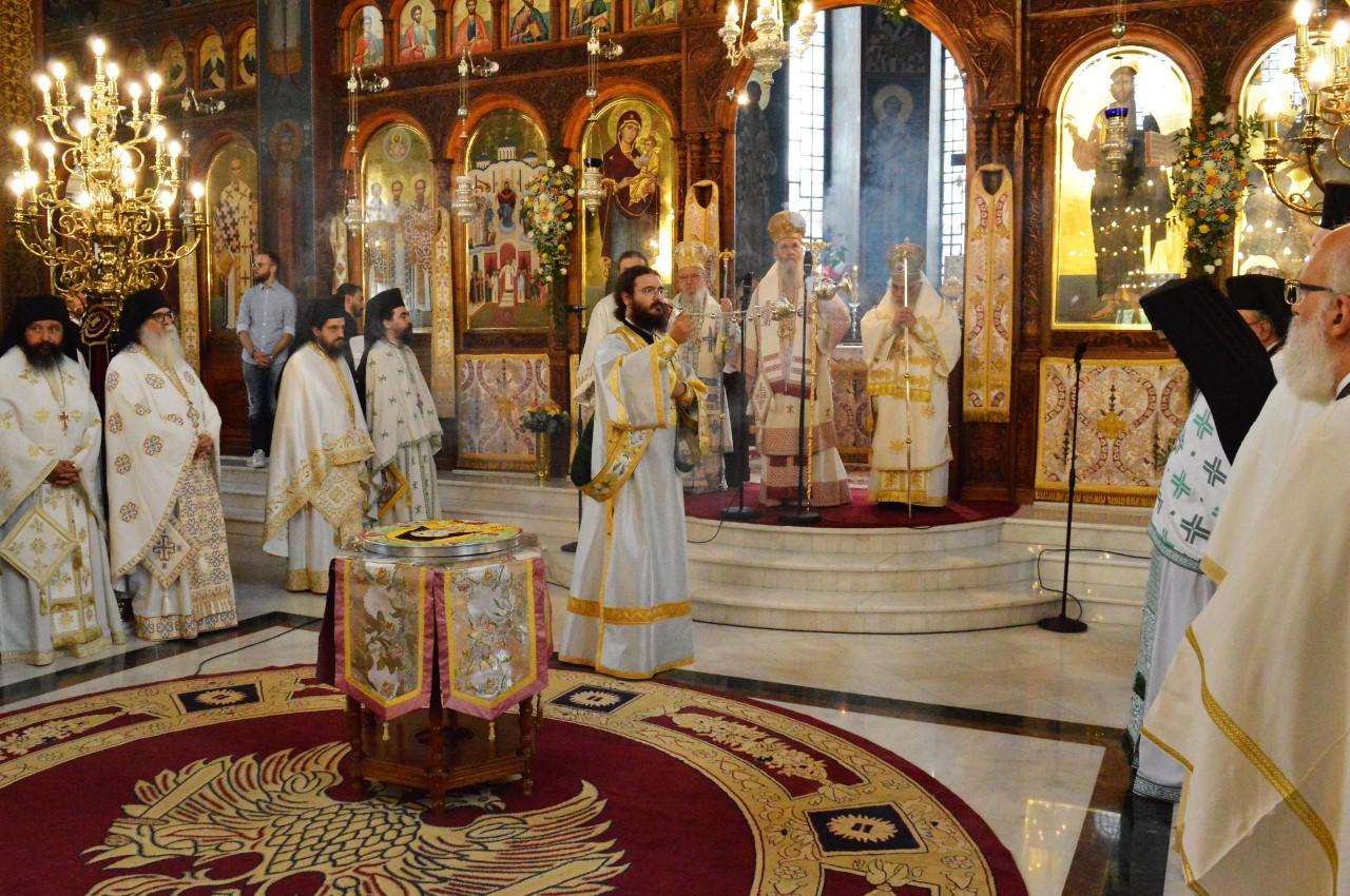 Ο πρώτος εορτασμός του Αγίου Καλλινίκου του Εδέσσης