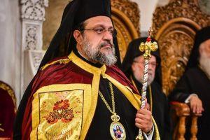 """Μητροπολίτης Μεσσηνίας: """"Επιβάλλεται η μάσκα και στους εξωτερικούς χώρους των ναών"""""""