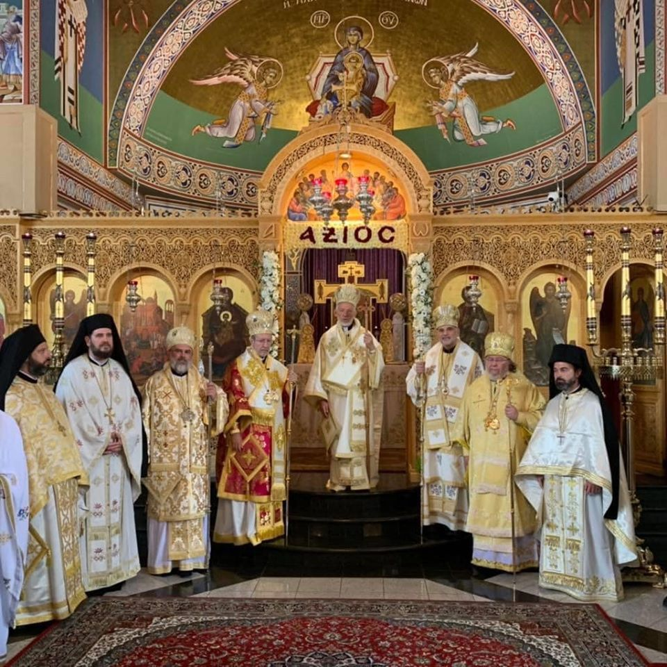 Τρεις βοηθοί Επίσκοποι  για την Ι. Αρχιεπισκοπή Καναδά