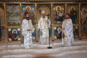 H Δεσποτική εορτή της Μεταμορφώσεως στην Ι. Μητρόπολη Μεσσηνίας