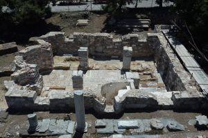Αναδόμηση του ιστορικού Ναού του Αγίου Ισιδώρου στη Χίο