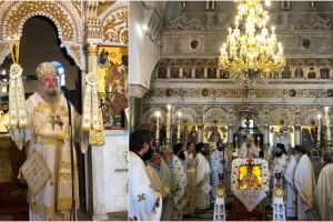 Η Νάξος τίμησε την μνήμη του Αγίου Καλλινίκου Επισκόπου Εδέσσης