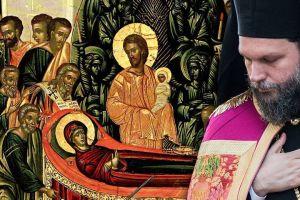 Ν.Ιωνίας Γαβριήλ: «Να μιμηθούμε την ταπεινότητα της Παναγίας μας για να κοινωνήσουμε αξίως το Σώμα και το Αίμα του Υιού Της»
