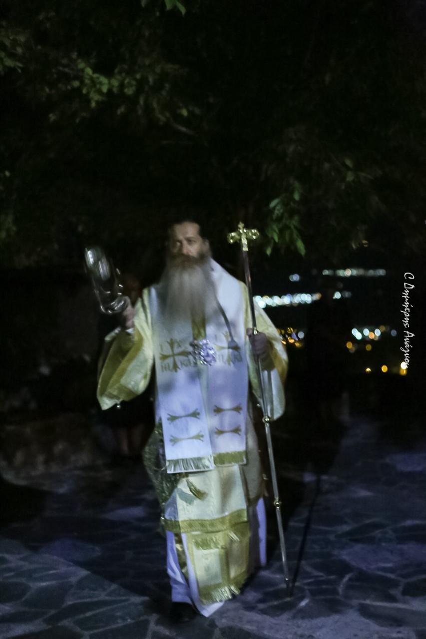 Αρχιερατική Θεία Λειτουργία μετά από 120 χρόνια: «Μας χάρισε απόψε ο Θεός μία γεύση από τον Παράδεισο».