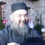 Ιερό  ράπισμα του π. Θεοφίλου  του Αγιορείτου στις αδολεσχίες του π. Νικάνορος