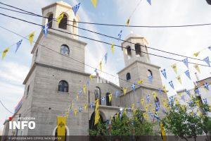 Με νέες ενορίες εμπλουτίζει την Ι.Μητρόπολη Περιστερίου ο Σεβ. Ποιμενάρχης της