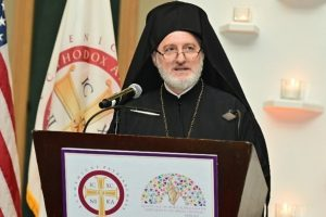 Συνάντηση Αρχιεπισκόπου Αμερικής – Πομπέο για ελληνοτουρκικά