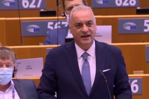 Σκληρή δήλωση- παρέμβαση  του Ευρωβουλευτή Μανώλη Κεφαλογιάννη στον Ευρωκοινοβούλιο:«Το Διεθνές Δίκαιο δεν είναι αλά καρτ. Δεν είναι ανατολίτικο παζάρι»