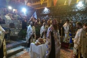 Δημητριάδος Ιγνάτιος: «Η πνευματική στειρότητα νικιέται μέσα στην Εκκλησία» – Γιορτάστηκε στον Βόλο η Γέννηση της Θεοτόκου