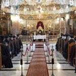 Ιερατική Σύναξη της Ι. Μητροπόλεως Καλαβρύτων και Αιγιαλείας