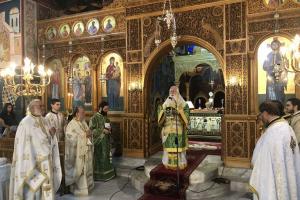 Παρεκκλήσιο του Αγίου Χρυσοστόμου Σμύρνης θα ανεγερθεί στην Ν. Ιωνία Μαγνησίας – Τιμήθηκε η Μνήμη των Μαρτύρων της Μικρασιατικής Γενοκτονίας