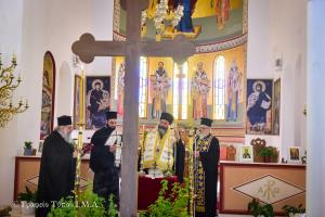 Η Α ´ Ιερατική Σύναξη για το νέο Εκκλησιαστικό έτος της Ι. Μητρόπολης Λαγκαδά