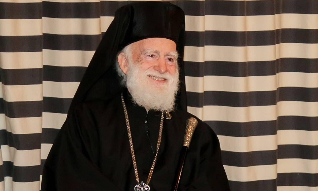 Το νέο ανακοινωθέν για την υγεία του Αρχιεπισκόπου Κρήτης Ειρηναίου