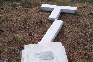 Βανδάλισαν τους τάφους του Παύλου & της Φρειδερίκης στο Τατόι