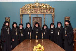 Αποφάσεις Επαρχιακής Συνόδου Ι.Αρχιεπισκοπής Αμερικής της 28ης Σεπτεμβρίου 2020- Πρόταση εκλογής νέων Επισκόπων