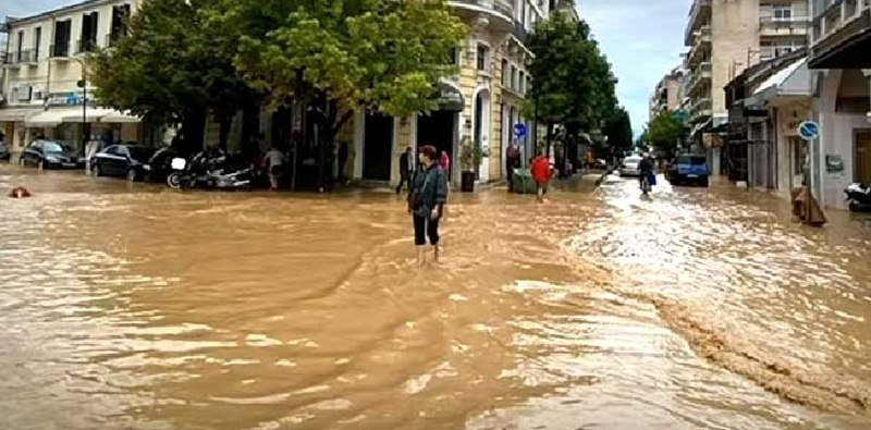 Έκκληση για ανθρωπιστική βοήθεια προς το πλήρωμα της Μητρόπολης του από τον Σεβ. Τρίκκης και Σταγών Χρυσόστομο για την Καρδίτσα