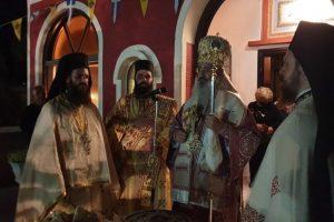 Πανηγύρισε η Ιερά Μονή Αγίου Ιωάννου στο Αετοχώρι