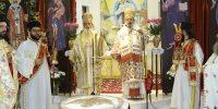 Η πανήγυρις του Ιερού του Αγίου Χρυσοστόμου Δράμας (12-13/9/2020)