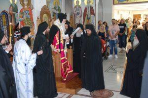 Νέος Μοναχός στην Ι.Μητρόπολη Νικαίας
