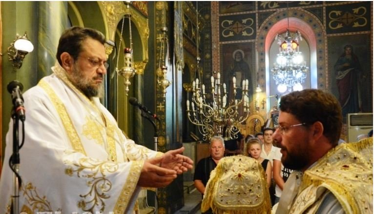 You are currently viewing Καλαμάτα: Ο π. Βασίλειος αρίστευσε στις Πανελλήνιες – Πρώτος στην Θεολογική Σχολή του Καποδιστριακού