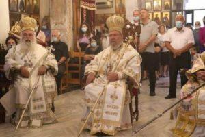 Κύπρου Χρυσόστομος: Δυσκολεύομαι να περπατήσω και να σταθώ – Να πρυτανεύσει η λογική στα θέματα που μας απασχολούν