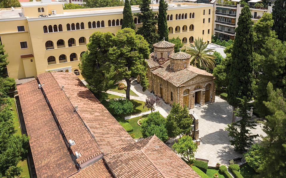 Η αθηναϊκή διαχρονία της Μονής Πετράκη