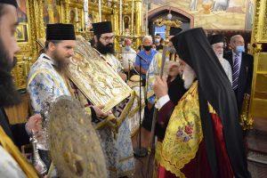 Πανηγυρικός ο εορτασμός της Ιεράς Μονής Κύκκου – Ο πιστός λαός έδωσε το παρών!