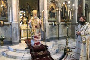 Κορίνθου Διονύσιος: Μην εμπιστεύεστε «ξένους» ψευδο-ιερείς