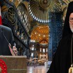 Παρέμβαση του Αμερικής Ελπιδοφόρου στον ΟΗΕ με επιστολή για Αγία Σοφία