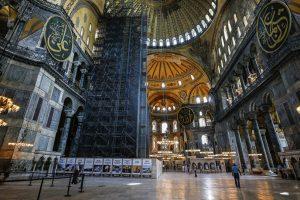 Ο Ερντογάν παρανόησε : φέρεται να άσκησε έφεση κατά της λειτουργίας της Αγίας Σοφίας ως ….τζαμί!
